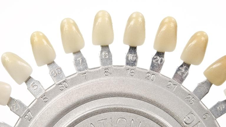an image of different dental crowns | dental implants and dentures colorado springs co