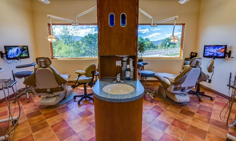 Patient Rooms at Springs Family Dental in Colorado Springs, CO